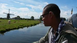 Foto Andrea van Wezel Verslagje van een dagje varen